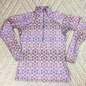 NIKE fleece lined pullover